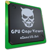GPU Caps Viewer indir