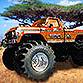 Monster Truck Safari indir