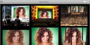 Video Booth Ekran G�r�nt�s�