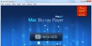 Mac Blu-ray Player Ekran Görüntüsü