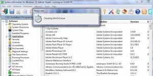 SIW System Information for Windows Ekran G�r�nt�s�