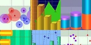 2d/3d pie chart Ekran Görüntüsü