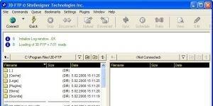 3D-FTP 9.0.7 İndir T_3d-ftp-1309085271