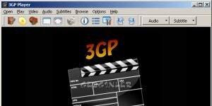 3GP Player Ekran G�r�nt�s�