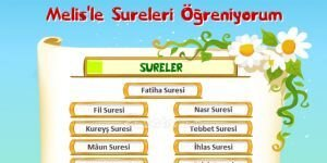 4-9 Ya� Sure Ezberleme Program� Ekran G�r�nt�s�