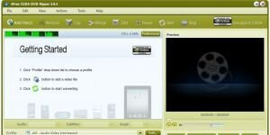 4Free DVD Ripper Ekran Görüntüsü