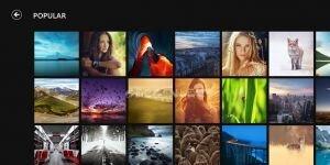 500px Ekran Görüntüsü
