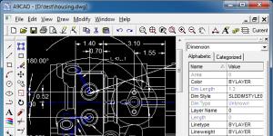 A9CAD Ekran Görüntüsü