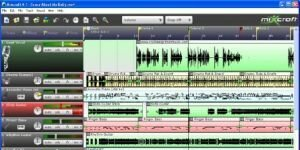 Acoustica Mixcraft Ekran G�r�nt�s�