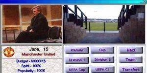 Actual Coach Bundesliga Ekran Görüntüsü