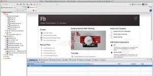 Adobe Flash Builder Premium Ekran Görüntüsü