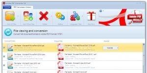 Adobe PDF Converter Ekran G�r�nt�s�