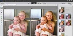 Adobe Photoshop Elements Ekran Görüntüsü