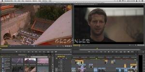 Adobe Premiere Pro Ekran Görüntüsü