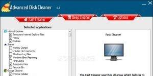 Advanced Disk Cleaner Ekran Görüntüsü