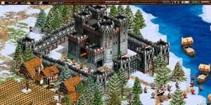 Age Of Empires Ekran G�r�nt�s�