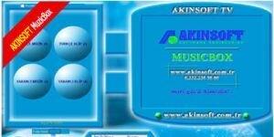 AKINSOFT Music Box Ekran G�r�nt�s�