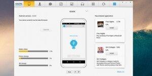 Alcatel Smart Suite Ekran Görüntüsü