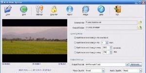 Allok Video Splitter Ekran G�r�nt�s�