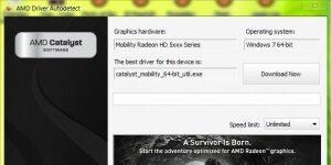 AMD Driver Autodetect  Ekran Görüntüsü