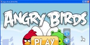Angry Birds Ekran G�r�nt�s�
