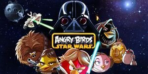 Angry Birds Star Wars Ekran G�r�nt�s�