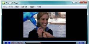Any FLV Player Ekran Görüntüsü