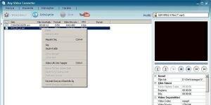 Any Video Converter Free Ekran G�r�nt�s�