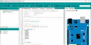 Arduino Ekran Görüntüsü