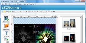 Ashampoo Cover Studio Ekran Görüntüsü