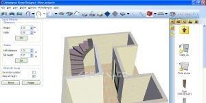 Ashampoo Home Designer Ekran Görüntüsü
