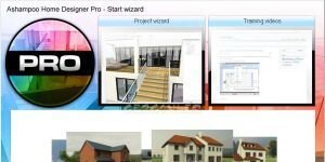 Ashampoo Home Designer Pro Ekran G�r�nt�s�