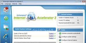 Ashampoo Internet Accelerator 3 Ekran G�r�nt�s�