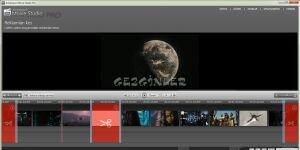 Ashampoo Movie Studio Pro Ekran G�r�nt�s�