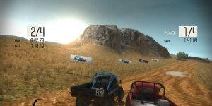 Autocross Truck Racing Ekran Görüntüsü