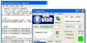 AutoIt Ekran Görüntüsü