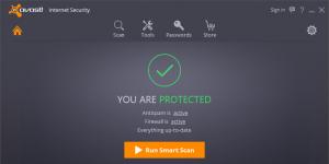 Avast! Internet Security Ekran Görüntüsü