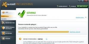 Avast! Professional Edition Ekran G�r�nt�s�