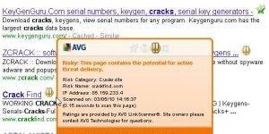 AVG Secure Search Ekran G�r�nt�s�