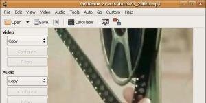 Avidemux 2.6.5 – video düzenleme yazılımı