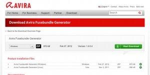 Avira Antivir Virus Definition File Update Ekran Görüntüsü