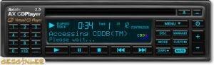 Axialis AX-CDPlayer Ekran Görüntüsü