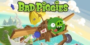 Bad Piggies Ekran G�r�nt�s�