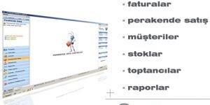 Barkodlu Satış Programı Ekran Görüntüsü