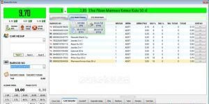 BarkodSis Kobi Barkodlu Satış Programı Ekran Görüntüsü