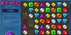 Bejeweled Ekran G�r�nt�s�