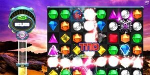 Bejeweled Twist Ekran Görüntüsü