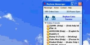 Beyluxe Messenger Ekran G�r�nt�s�