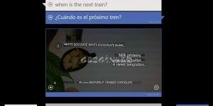 Bing Translator Ekran Görüntüsü