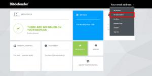 Bitdefender Total Security Multi-Device Ekran Görüntüsü